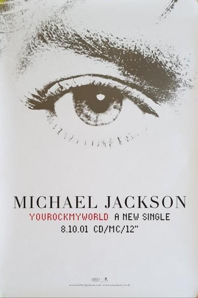 Caratula, cartel, poster o portada de Michael Jackson: You Rock My World