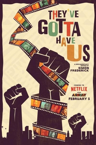 Caratula, cartel, poster o portada de Black Hollywood: \'They\'ve Gotta Have Us\'