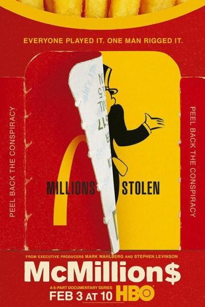 Caratula, cartel, poster o portada de McMillions