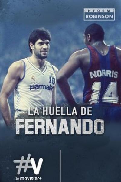 Caratula, cartel, poster o portada de Informe Robinson: La huella de Fernando