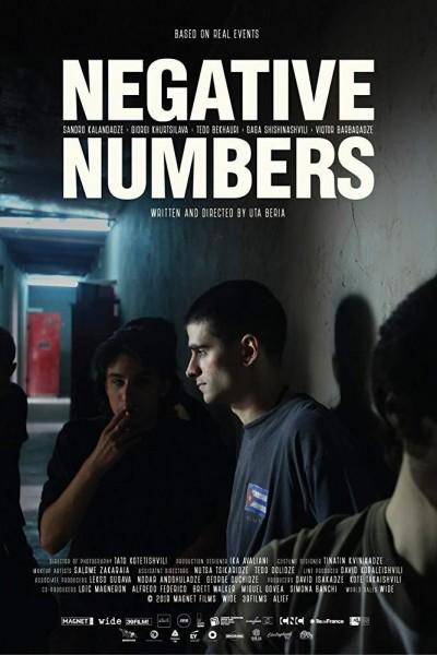 Caratula, cartel, poster o portada de Negative Numbers