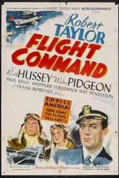 Caratula, cartel, poster o portada de Flight Command