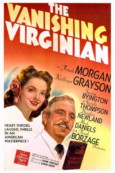 Caratula, cartel, poster o portada de The Vanishing Virginian