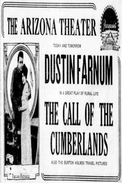 Caratula, cartel, poster o portada de The Call of the Cumberlands