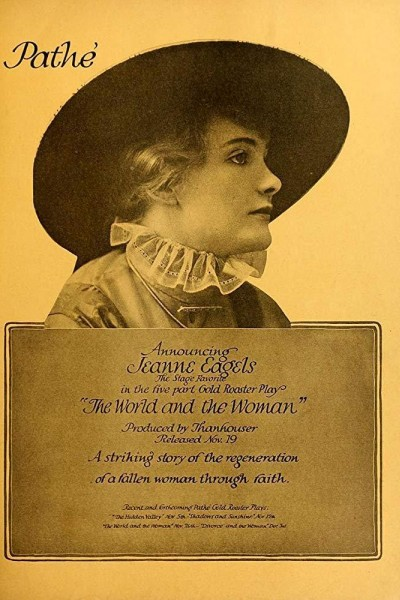 Caratula, cartel, poster o portada de The World and the Woman