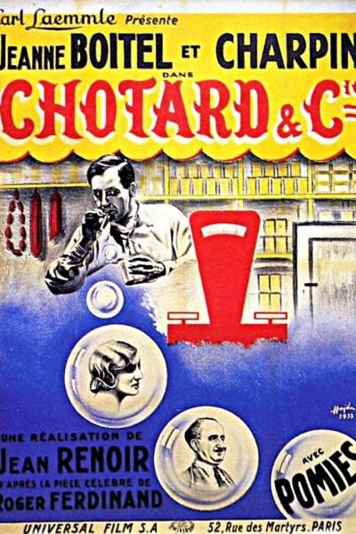 Caratula, cartel, poster o portada de Chotard et Cie