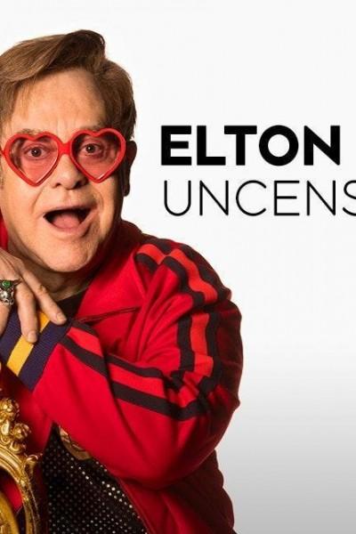 Caratula, cartel, poster o portada de Elton John confidencial