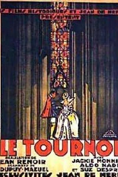Caratula, cartel, poster o portada de The Tournament