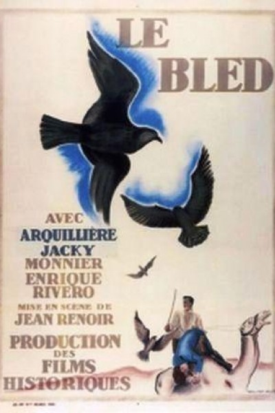Caratula, cartel, poster o portada de Le Bled