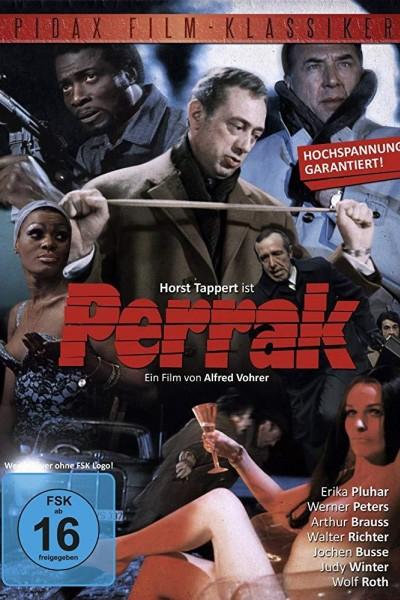 Caratula, cartel, poster o portada de Perrak
