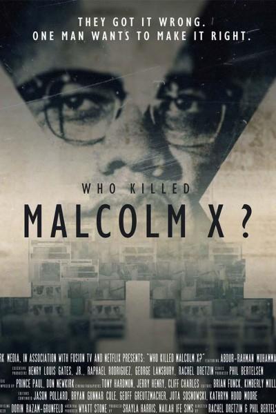 Caratula, cartel, poster o portada de Who Killed Malcolm X?