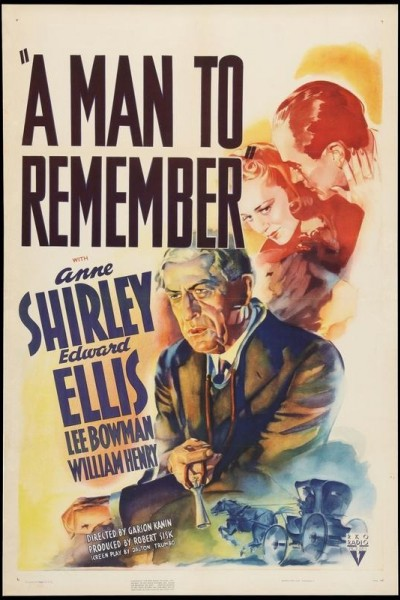 Caratula, cartel, poster o portada de A Man to Remember