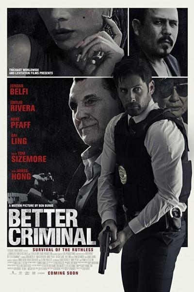 Caratula, cartel, poster o portada de Better Criminal