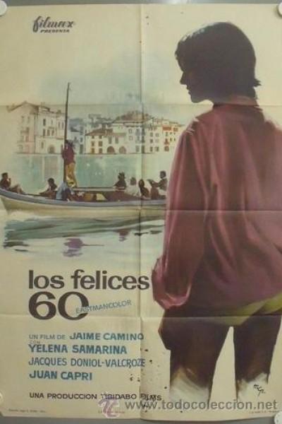 Caratula, cartel, poster o portada de Los felices sesenta