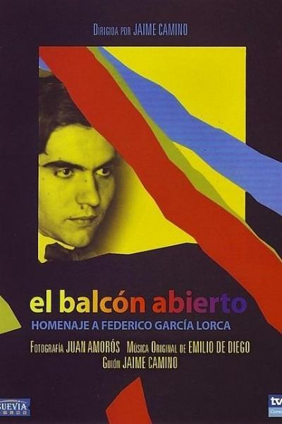 Caratula, cartel, poster o portada de El balcón abierto