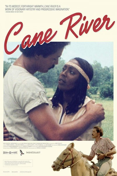 Caratula, cartel, poster o portada de Cane River
