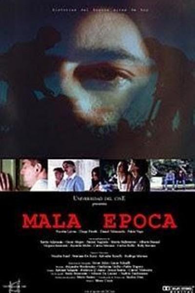 Caratula, cartel, poster o portada de Mala época