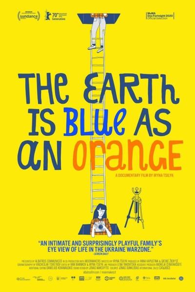 Caratula, cartel, poster o portada de The Earth Is Blue as an Orange