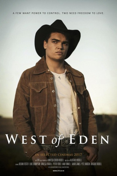 Caratula, cartel, poster o portada de West of Eden