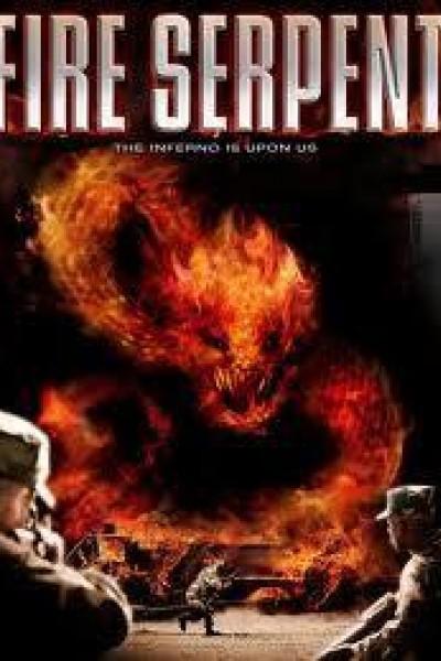 Caratula, cartel, poster o portada de Serpiente de fuego (La hija del Sol)
