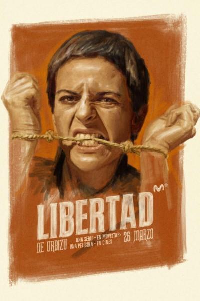 Caratula, cartel, poster o portada de Libertad