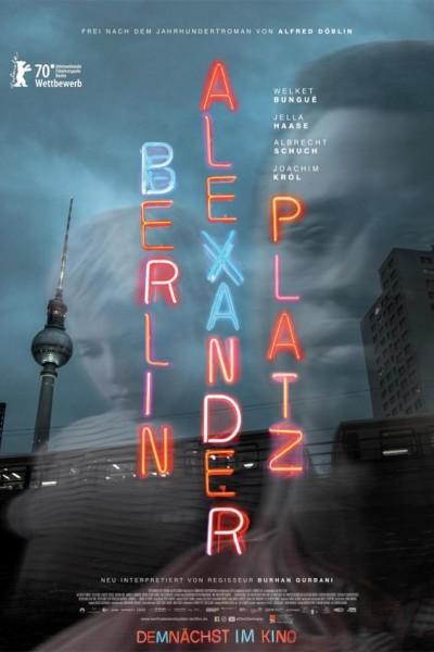 Caratula, cartel, poster o portada de Berlin Alexanderplatz