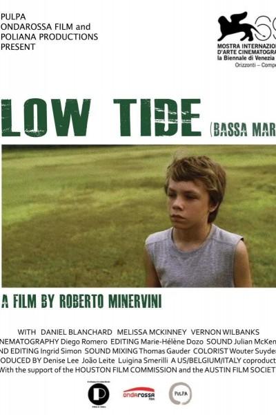 Caratula, cartel, poster o portada de Baja marea (Low Tide)