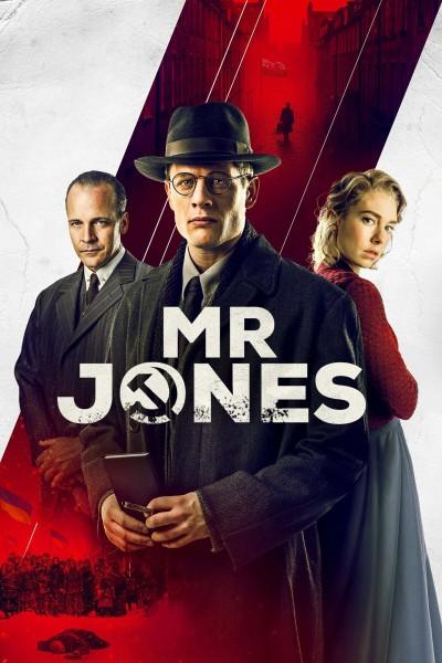 Caratula, cartel, poster o portada de Mr. Jones
