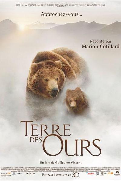 Caratula, cartel, poster o portada de Terre des ours