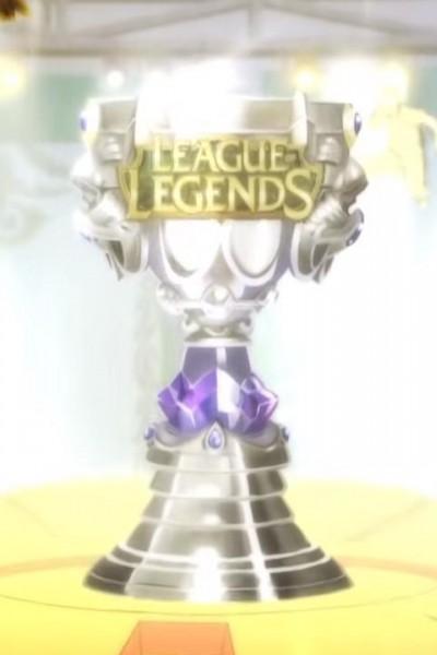 Caratula, cartel, poster o portada de League of Legends: Road to the Cup