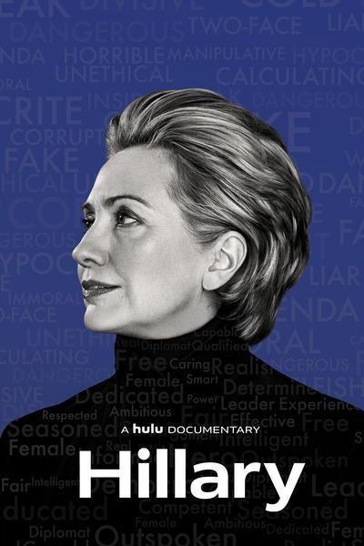 Caratula, cartel, poster o portada de Hillary