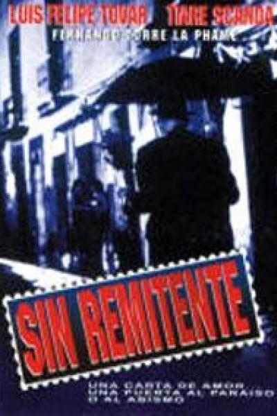 Caratula, cartel, poster o portada de Sin remitente