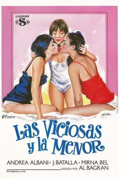 Caratula, cartel, poster o portada de Las viciosas y la menor