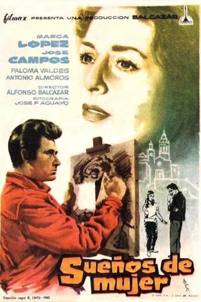 Caratula, cartel, poster o portada de Sueños de mujer