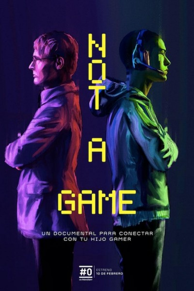 Caratula, cartel, poster o portada de Not a Game