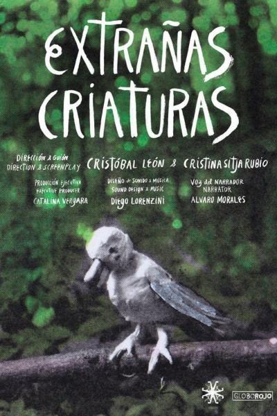 Caratula, cartel, poster o portada de Extrañas criaturas