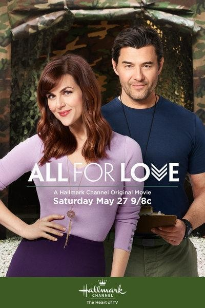 Caratula, cartel, poster o portada de All for love