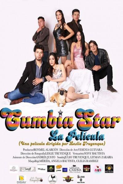 Caratula, cartel, poster o portada de Cumbia Star