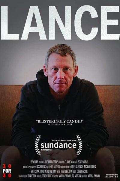 Caratula, cartel, poster o portada de Lance