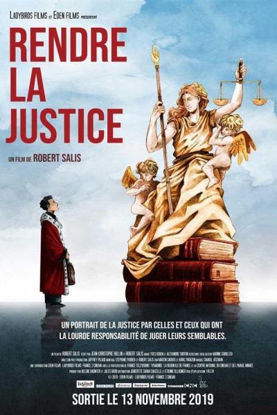 Caratula, cartel, poster o portada de Rendre la justice