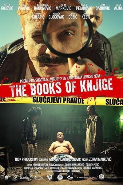 Caratula, cartel, poster o portada de The Books of Knjige: Cases of Justice