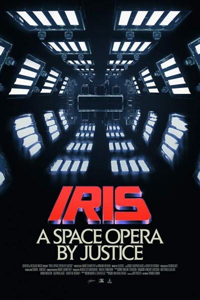 Caratula, cartel, poster o portada de IRIS: A Space Opera by Justice