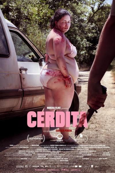 Caratula, cartel, poster o portada de Cerdita