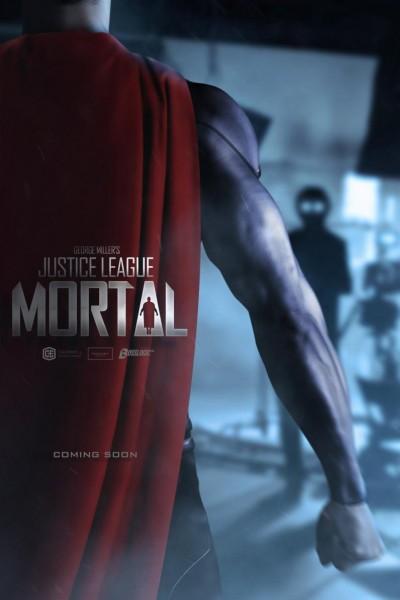 Caratula, cartel, poster o portada de Miller\'s Justice League Mortal