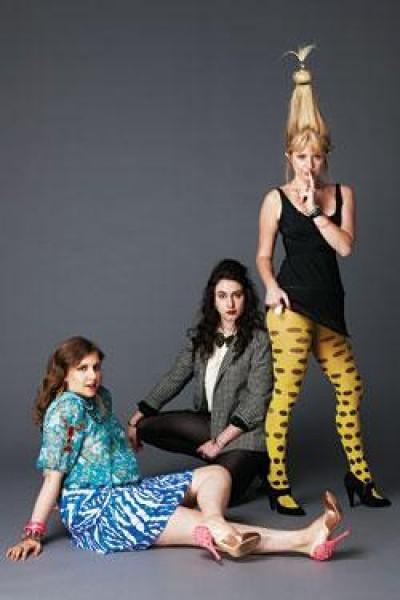 Caratula, cartel, poster o portada de Delusional Downtown Divas