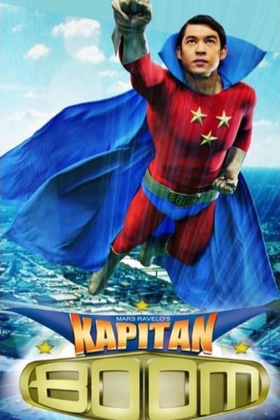 Caratula, cartel, poster o portada de Kapitan Boom