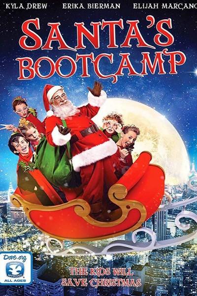 Caratula, cartel, poster o portada de Santa\'s Boot Camp