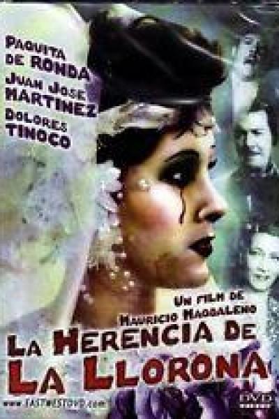 Caratula, cartel, poster o portada de La herencia de la Llorona