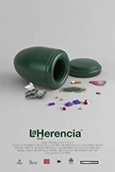 Caratula, cartel, poster o portada de La Herencia