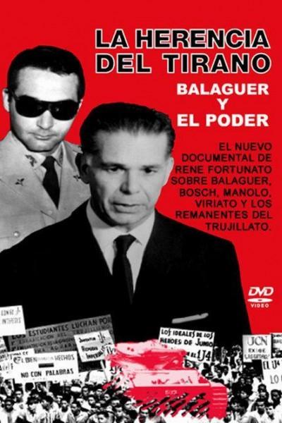 Caratula, cartel, poster o portada de Balaguer: La herencia del tirano